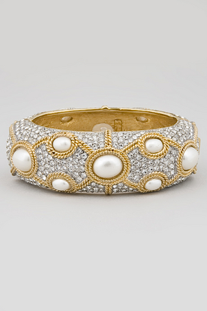 Ciner Old Hollywood Glamour Bracelet
