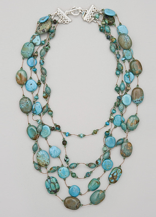 Margo Morrison Capri Necklace