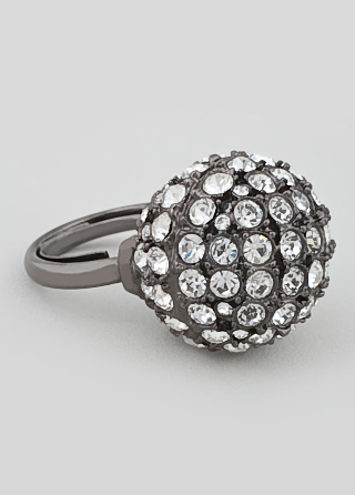 Kenneth Jay Lane Disco Ball Ring