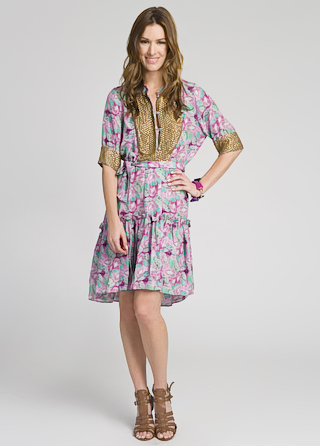 Gryphon Boho Mary Kate Dress