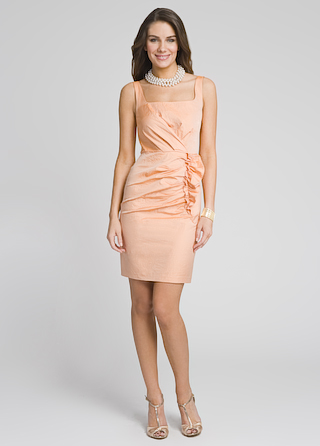 Moschino Cheap & Chic Pretty Primadonna Dress